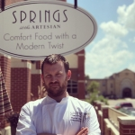 Q&A: Theron Jessop | Excecutive Chef, Springs