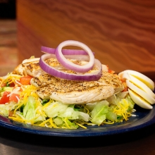 Grilled Chicken Tender Salad