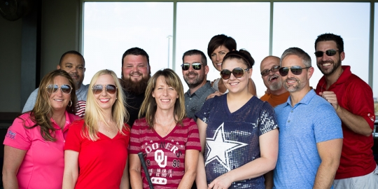 Star Supervisor Outing: Topgolf